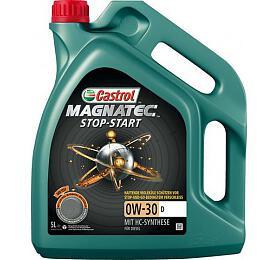 Motorový olej Castrol MAGNATEC STOP-START 0W30 D 5L - Castrol