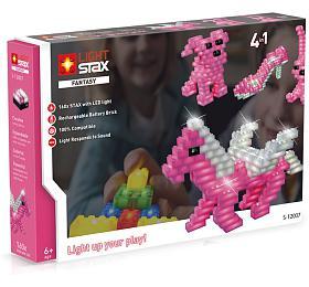 LIGHT STAX svítící stavebnice Fantasy sets - LEGO® - kompatibilní (S-12007) - LIGHT STAX