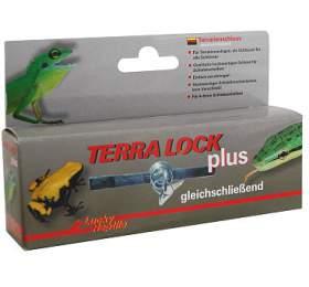 Lucky Reptile Terra Lock Zámek Plus – stejný klíč - Lucky Reptile