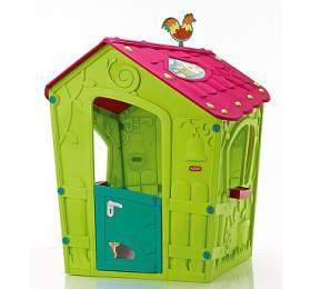 MAGIC PLAY HOUSE domeček - zelený Keter - Keter