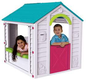 HOLIDAY PLAY HOUSE Keter - Keter