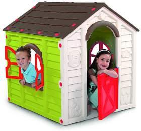 RANCHO PLAYHOUSE domeček - zelený Keter - Keter