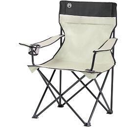 Coleman Standard Quad Chair Khaki - Coleman