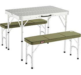 Coleman Pack-Away Table For 4 - Coleman