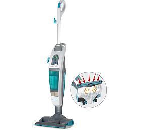 Vysavač tyčový a parní čistič Concept CP3000 Perfect Clean 3v1 - Concept