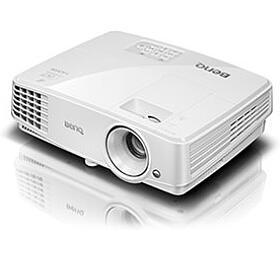 BenQ DLP Projektor MS527 3D/800x600 SVGA/3300ANSI/13000:1/HDMI/1x2W repro (9H.JFA77.13E) - BENQ