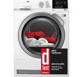 Sušička prádla AEG AbsoluteCare® T8DBG68SC - AEG