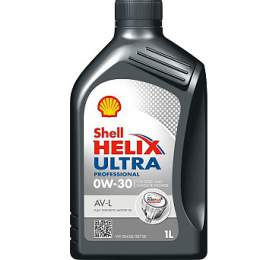 Motorový olej Shell Helix Ultra Professional AV-L 0W-30 1L - Shell