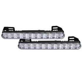 Světla pro denní svícení LED DRL020/pir, homologace TIPA - Tipa