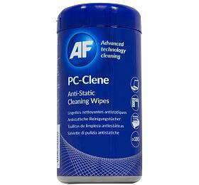 AF PC Clene - Impregnované čistící ubrousky AF (100ks) (APCC100) - AF