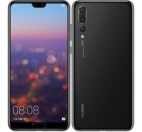Mobilní telefon Huawei P20 Pro Dual Sim Black - HUAWEI