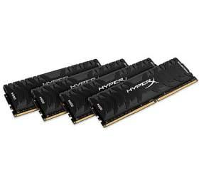 32GB DDR4-3200MHz CL16 Kings. Predator XMP, 4x8GB (HX432C16PB3K4/32) - Kingston