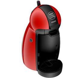 Espresso Krups KP 1006 NESCAFÉ Dolce Gusto Piccolo červené - Krups