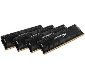 64GB DDR4-2400MHz CL12 Kingston XMP HyperX Predator, 4x16GB (HX424C12PB3K4/64) - Kingston