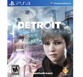 Detroit: Become Human hra PS4 Sony - Sony
