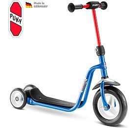 Koloběžka PUKY Scooter R 1, modrá - PUKY