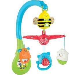 Hrací kolotoč Buddy Toys BBT 5020 Bee - Buddy toys