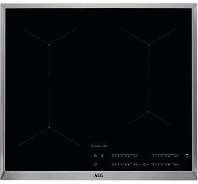 Indukční deska AEG Mastery IKB64431XB - AEG