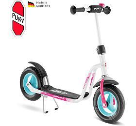 Koloběžka PUKY Scooter R 03, růžová - PUKY