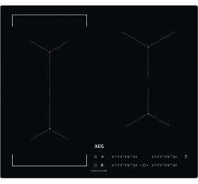 Indukční deska AEG Mastery IKE64441IB - AEG