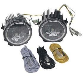 Světla pro denní svícení LED DRL001/3W, homologace TIPA - Tipa