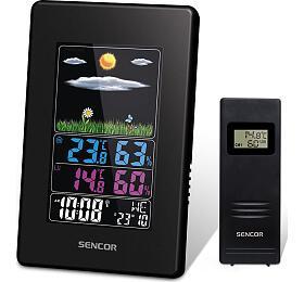 Meteostanice Sencor SWS 4000 - Sencor