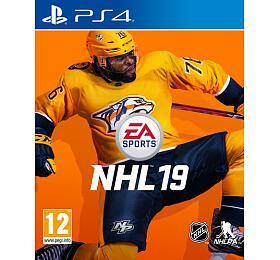 PS4 - NHL 19 - ELECTRONIC ARTS
