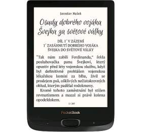 POCKETBOOK e-book reader 616 Basic Lux 2/ 8GB/ 6