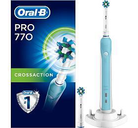 Elektrický kartáček Oral-B PRO 770 Cross Action - Oral-B