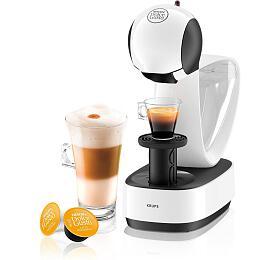 Espresso Krups KP170131 Infinissima bílý - Krups