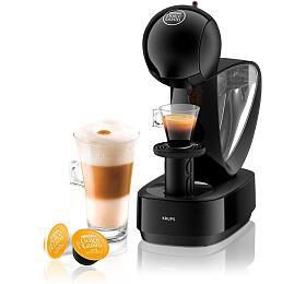 Espresso Krups KP170831 Infinissima černý - Krups