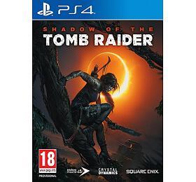 PS4 - Shadow of Tomb Raider - WARNER BROS