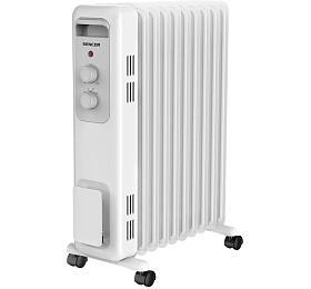 Olejový radiátor Sencor SOH 3209WH - Sencor