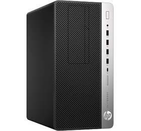 HP EliteDesk 705 G4 MT/ Ryzen 5 Pro 2400G/ 8GB DDR4/ 256GB SSD/ Radeon RX Vega 11/ DVD-RW/ W10P+usb klávesnice a myš (4HN12EA#BCM) - Hewlett Packard