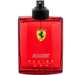 Toaletní voda Ferrari Scuderia Ferrari Racing Red, 125 ml (tester) - Ferrari