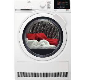 Sušička prádla AEG SensiDry® T7DBG47W - AEG