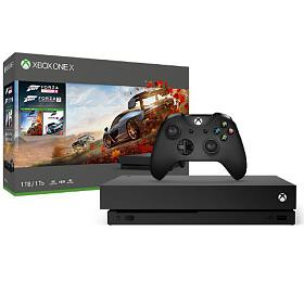 XBOX ONE X 1 TB + Forza Horizon 4 - NOVINKA 2.10.2018 - Microsoft