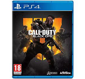 PS4 - Call of Duty Black Ops 4 - Activision