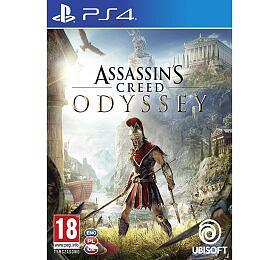 Ubisoft Assassins Creed Odyssey - PS4 - Ubisoft
