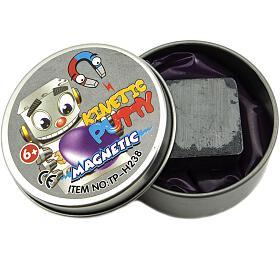 Inteligentní magnetická hmota/modelína Teddies v plechové krabičce 40 g - Teddies