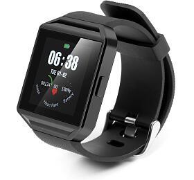 Technaxx TrendGeek Smartwatch s měřením tepové frekvence (TG-SW2HR) (4782) - Technaxx