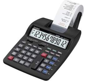 Kalkulačka CASIO HR 150 RCe, černá - CASIO