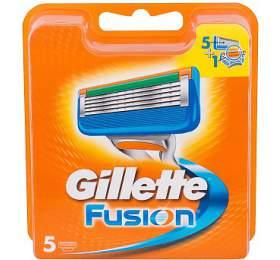 Náhradní břit Gillette Fusion, 5 ml - Gillette