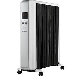 Elektrický olejový radiátor Sencor SOH 8112 bílý - Sencor
