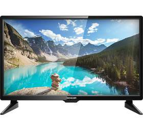 LED televize Sencor SLE 1962TCS H.265 (HEVC) - Sencor