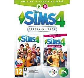 PC - The Sims 4 + Cesta ke slávě - bundle - ELECTRONIC ARTS