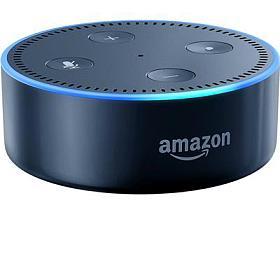 Hlasový asistent Amazon Echo Dot Charcoal (černý) (2.generace) - AMAZON