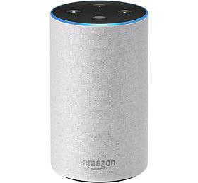 Hlasový asistent Amazon Echo Sandstone (bílý) (2.generace) - AMAZON