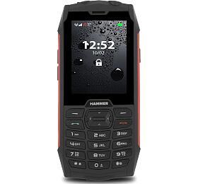 Telefon myPhone Hammer 4 červený - myPhone