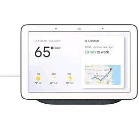 Hlasový asistent Google Home Hub Charcoal - Google